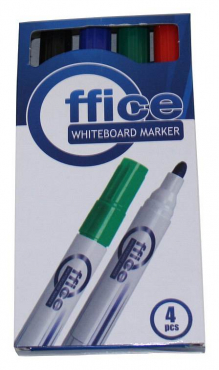 Whiteboardmarker 4er Set
