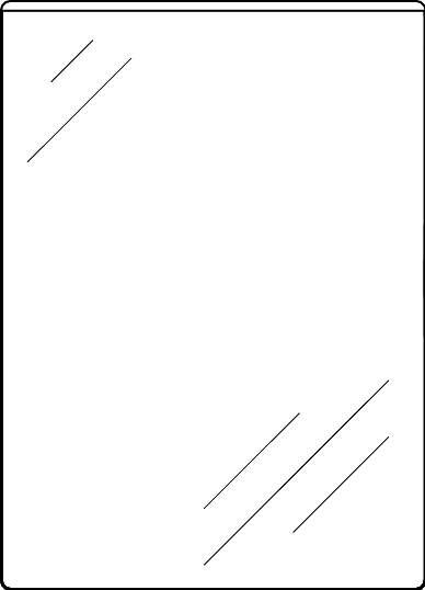 Selbstklebetaschen A4 Transparent Ablösbar Klebend 50 Stück